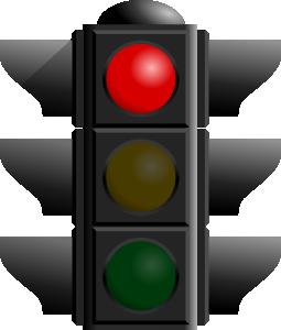 Traffic Light: Red Clip Art at Clker.com.
