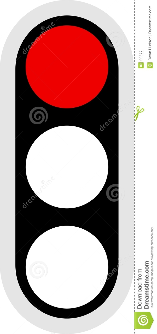 Traffic Signal Icon Royalty Free Stock Photography.