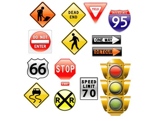 Traffic Signals.