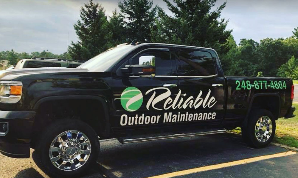 Truck Logo & Business Vehicle Graphics & Wraps Novi.