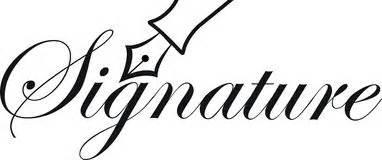 Similiar Clip Art For Your Signature Keywords.