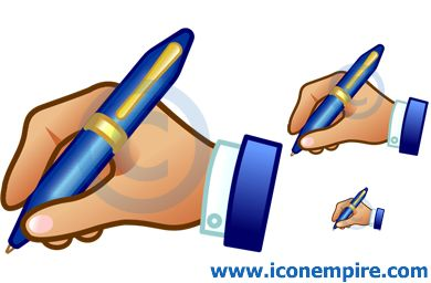 Outlook signature clipart.