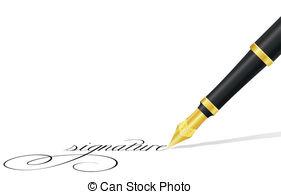 Signature Clip Art Vector Graphics. 9,555 Signature EPS clipart.