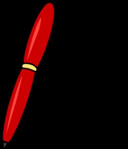 Red Signature Clip Art at Clker.com.