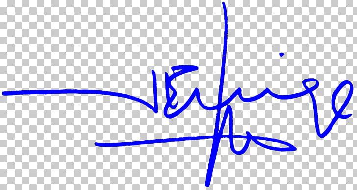 Navy blue Color Signature Graphology, order PNG clipart.