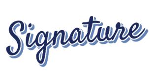 Signature Logo Designer.