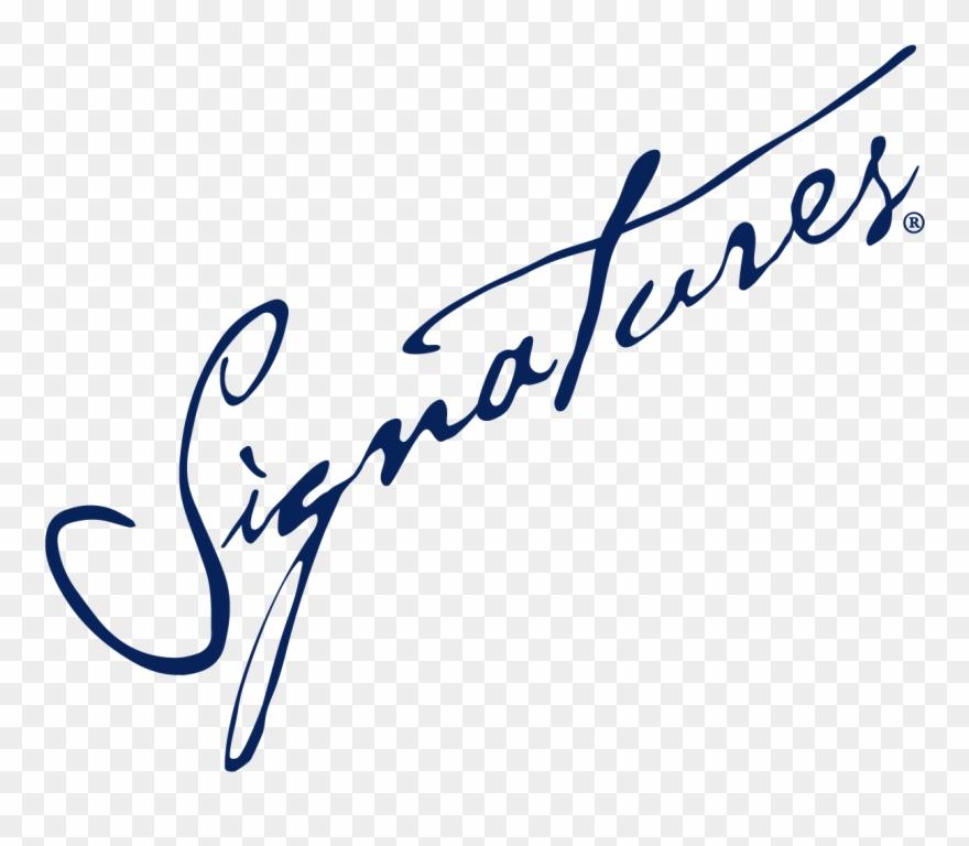 Transparent Signatures Transparent Background.