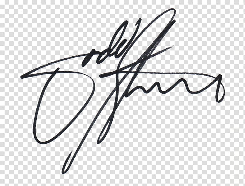 Digital signature Signature block, Signatures transparent.