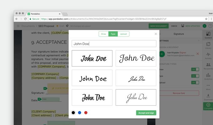 Multipurpose Digital Signature Creator for Sales Reps & Managers.