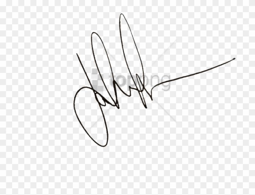 Free Png Signature Png Png Images Transparent.