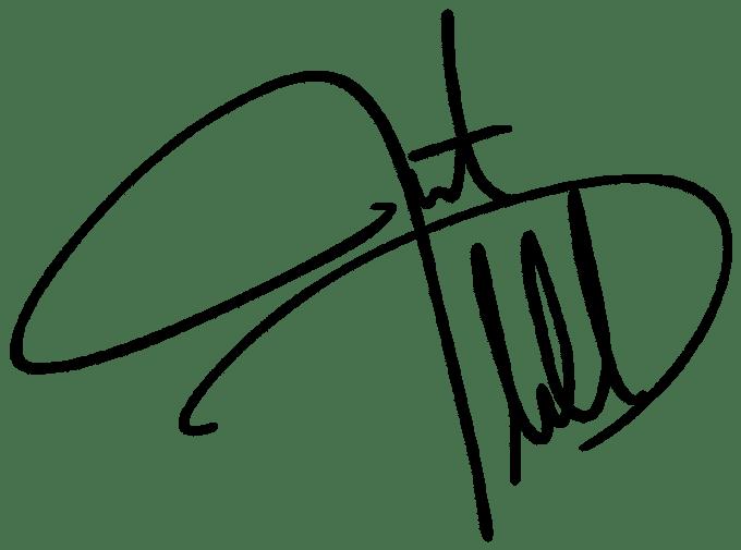 design your digital signature.