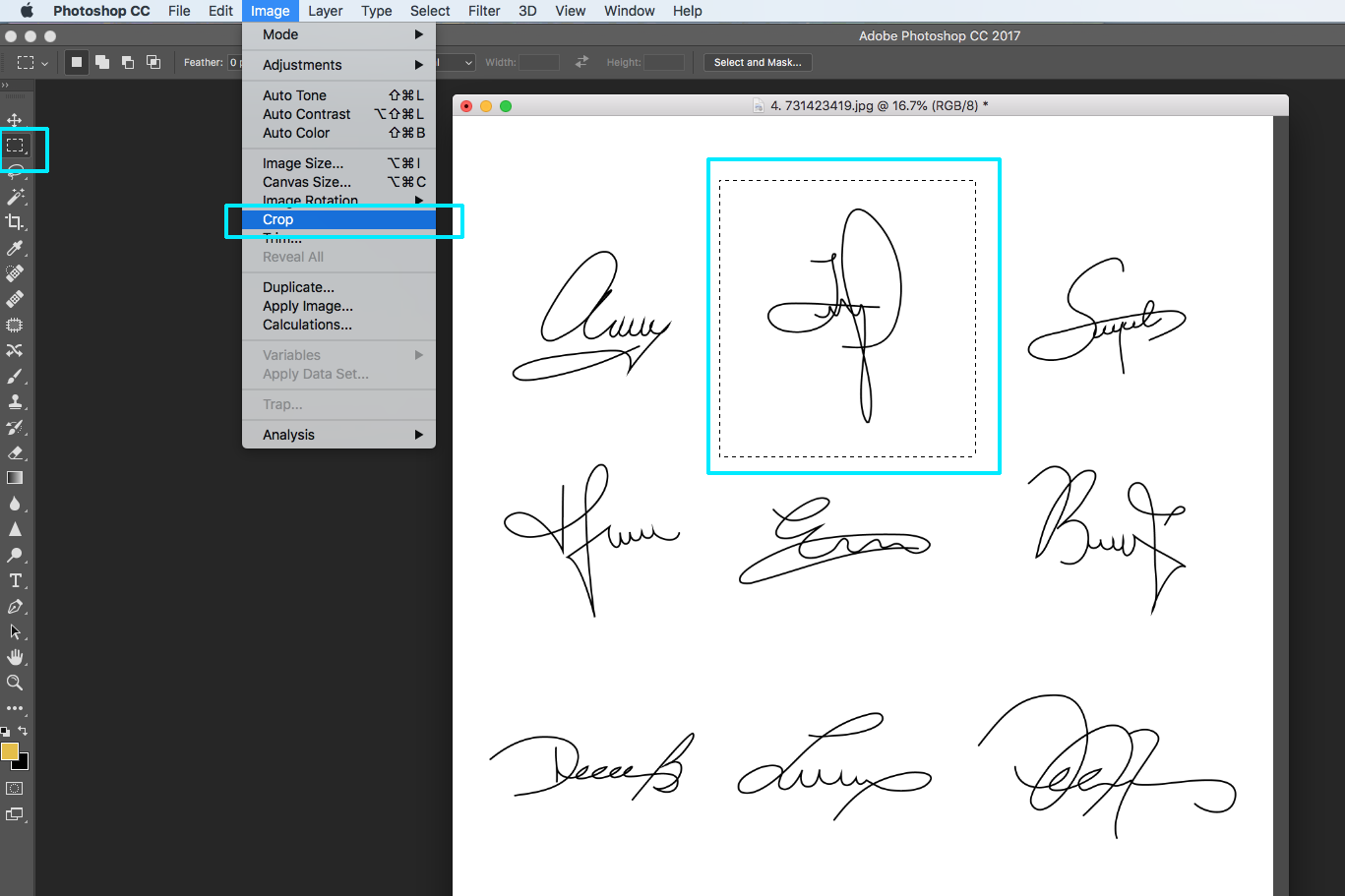 How to Create Logo and Watermark Signature in Adobe Photoshop.