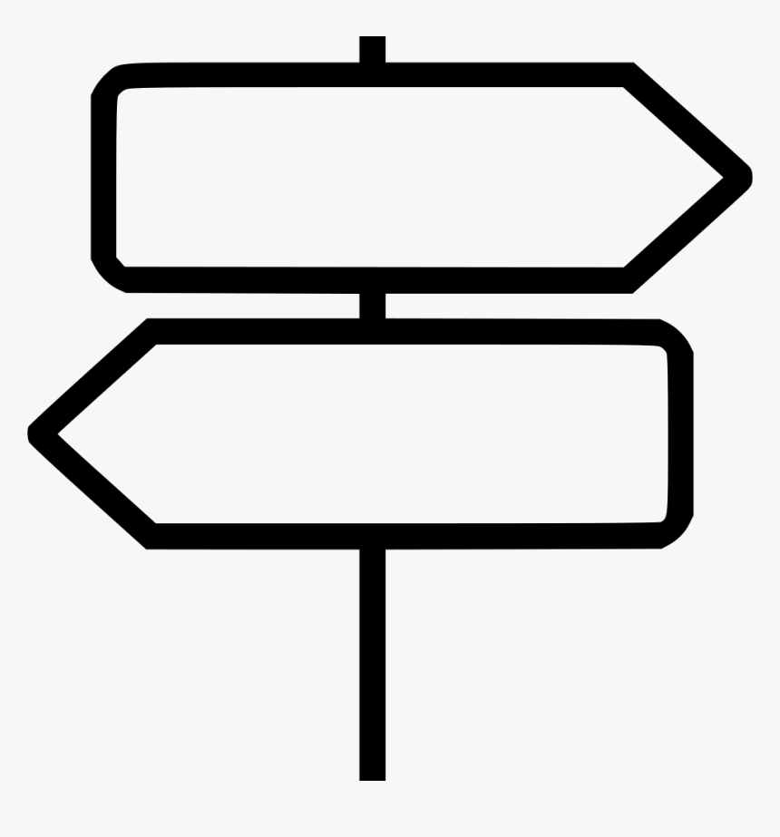 Signpost Svg Png Icon Free Download.