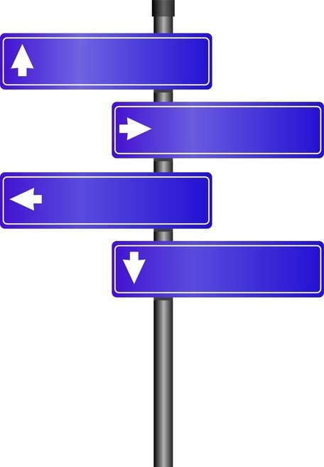 Fine Signpost Clipart Picture Free Download.