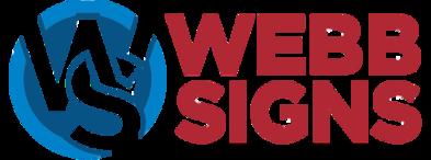 Webb Signs.
