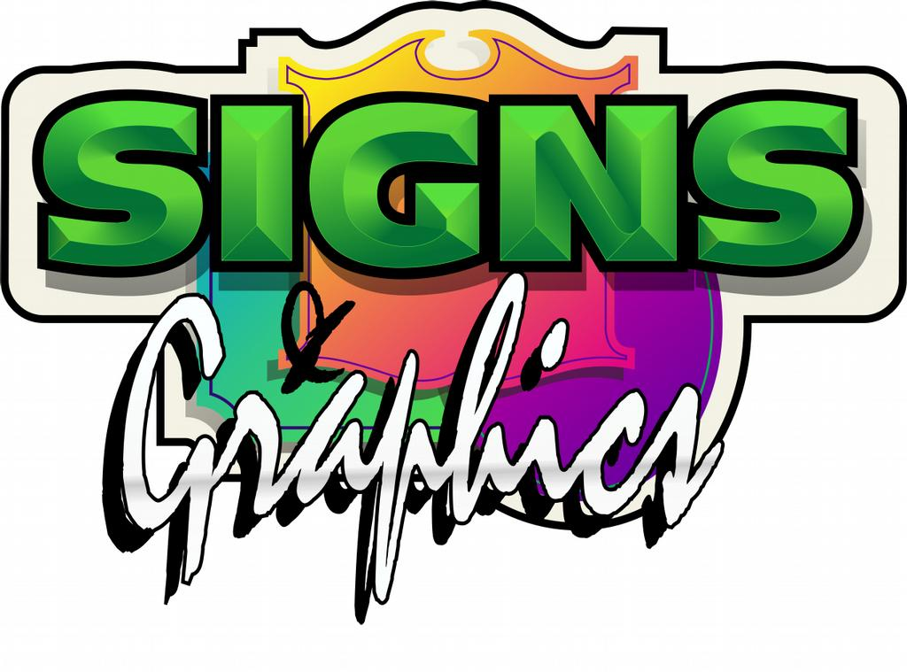 Signs and Graphics Logo.