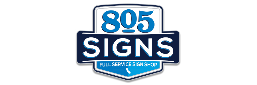 805 Signs.