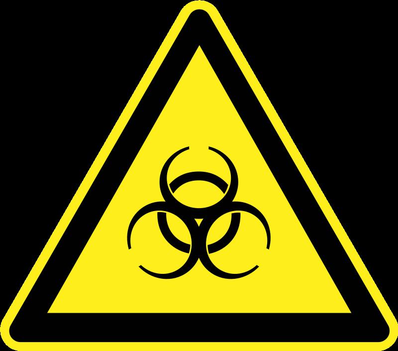Hazard Warning Symbols.