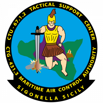 MilArt.com Tactical Support Center Sigonella Sicily.