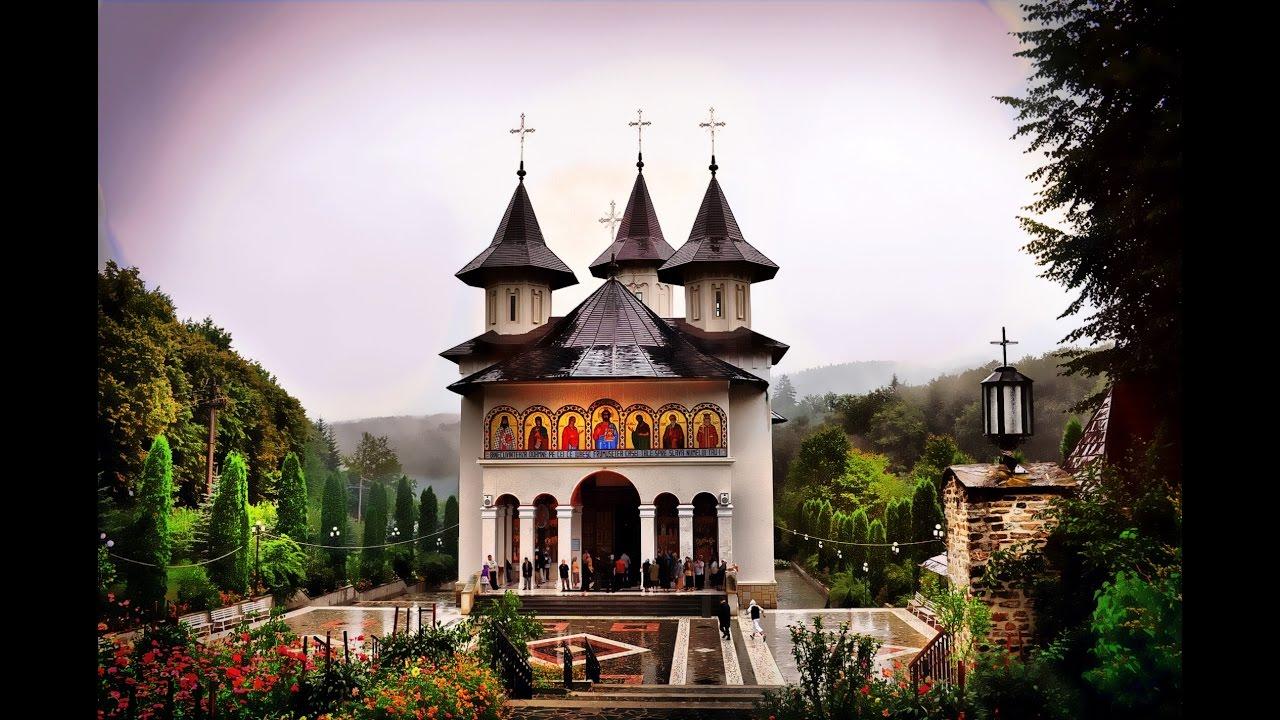 Sihastria Monastery.