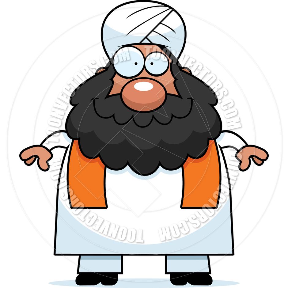 Sikh religion clipart.