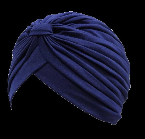 Sikh Turban Blue transparent PNG.