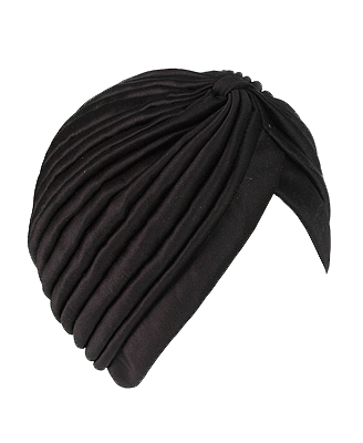Sikh Turban Black transparent PNG.