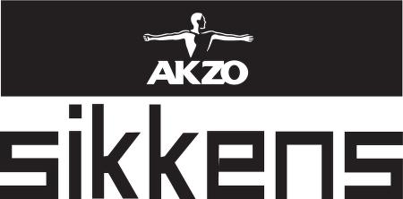 Akzo Sikkens™ logo vector.