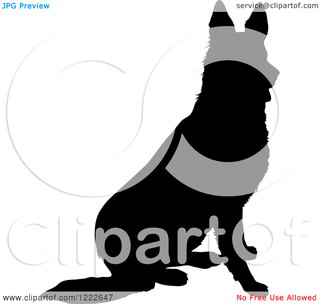 Clipart dog royalty free sil.
