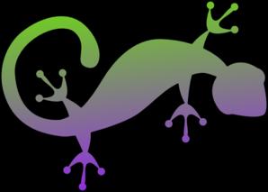 Gecko Sil Clip Art at Clker.com.