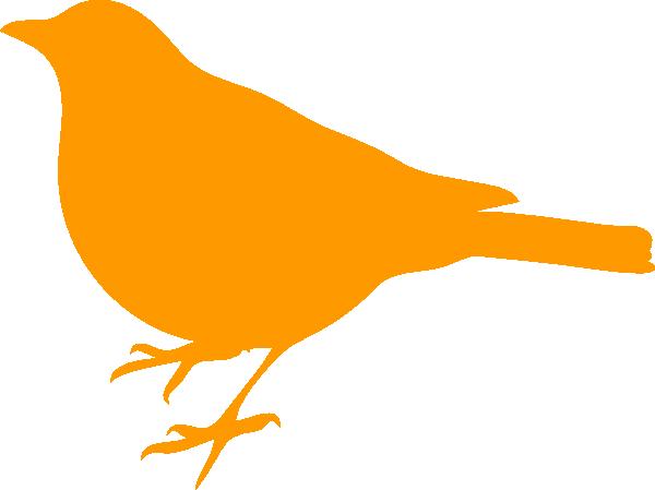 Bird sil clipart royalty free.