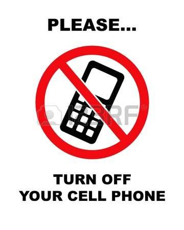 1,369 No Cell Phone Stock Illustrations, Cliparts And Royalty Free.