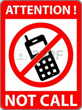 No Cell Phone Images & Stock Pictures. Royalty Free No Cell Phone.