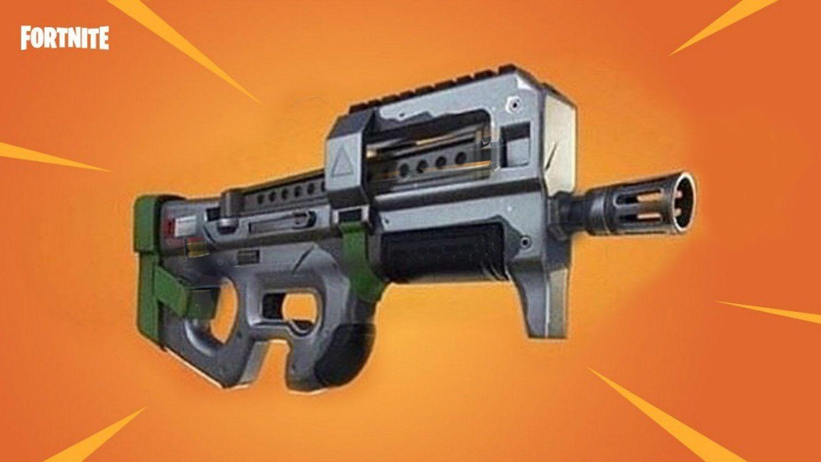 Brand New Compact SMG Coming to Fortnite Battle Royale in.