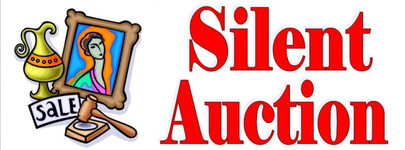 Auction clipart silent auction, Auction silent auction.