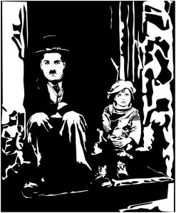 Silent Film Clip Art Download.
