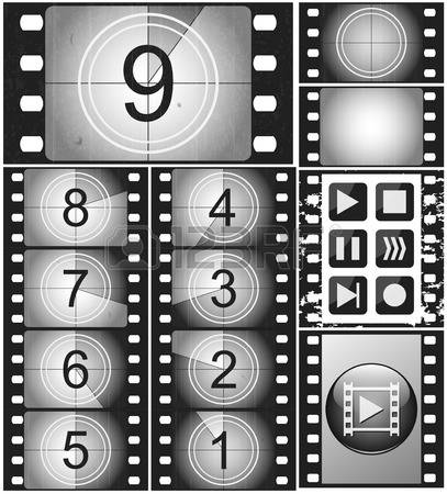 322 Silent Movie Cliparts, Stock Vector And Royalty Free Silent.