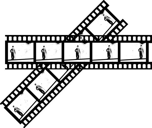 Movie reel silent movie clip art dromgcg top.