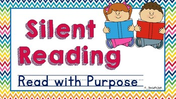 Mrs Ruberry\'s Class: I love silent reading..