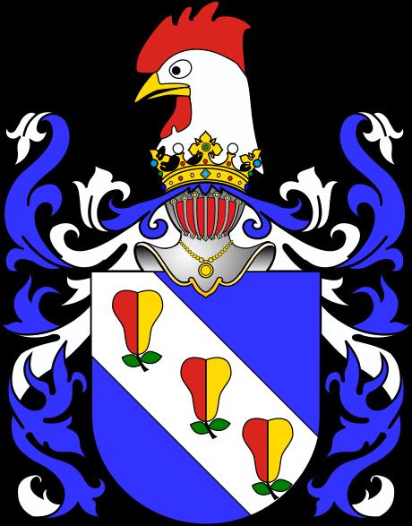 Pernus coat of arms.