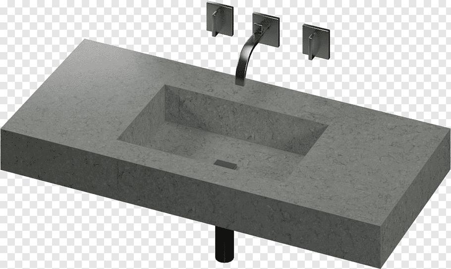 Sink Bathroom Countertop Silestone, sink free png.
