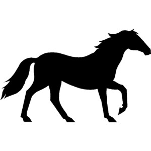 Animal Clipart Silhouette.