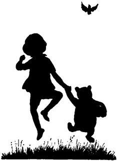 Kid Silhouette Vectors Free Download Girl Kid Silhouette.