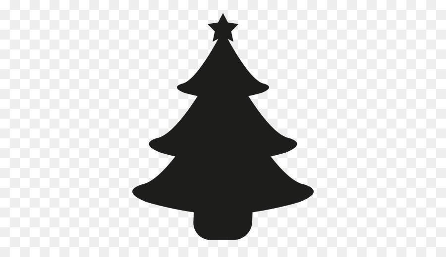 Christmas Black And White clipart.