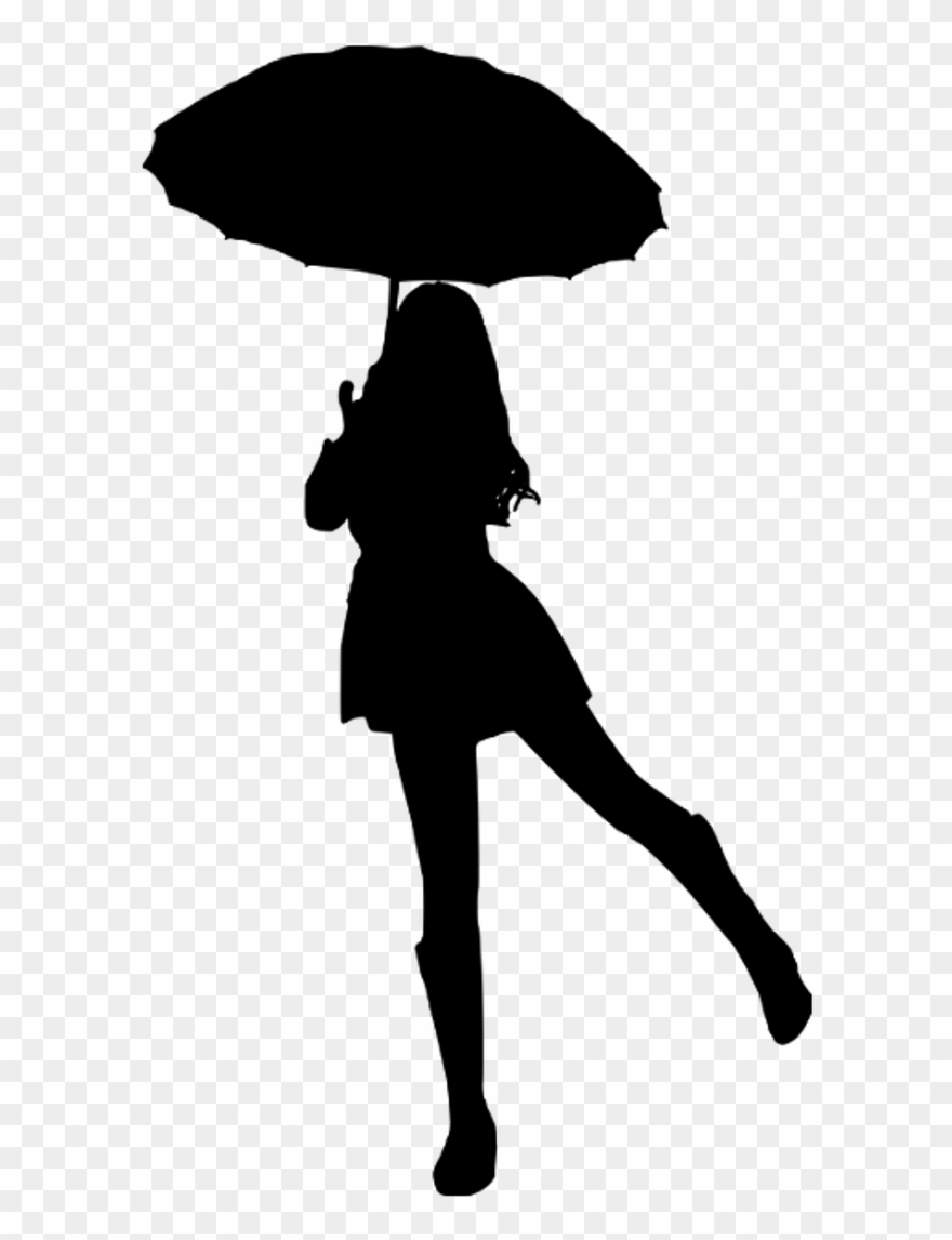 Umbrella Sticker.