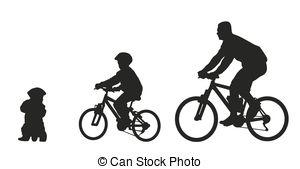 Kids bike Clipart Vector Graphics. 1,834 Kids bike EPS clip art.
