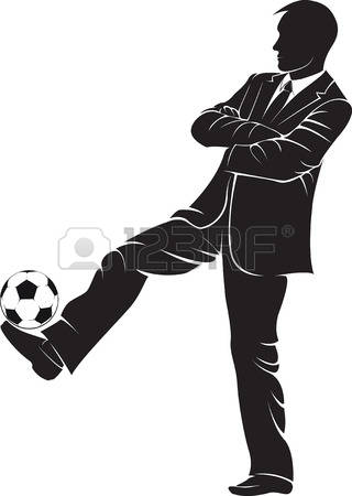 Successful Player Stock Vector Illustration And Royalty Free.