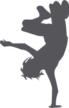 silhouette clip art.