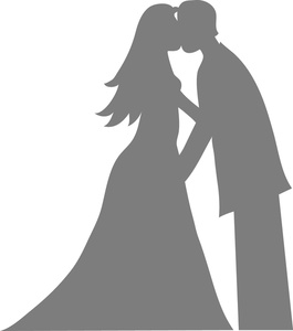Couple Clipart Image.