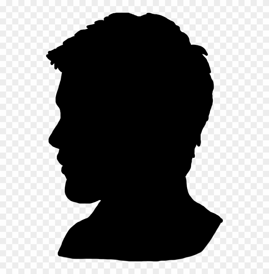 Head Silhouette Png.